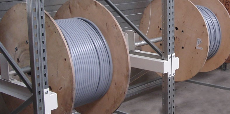 Cable Reel Suspension